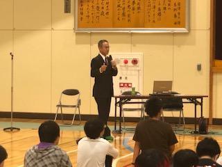講師の豊田先生